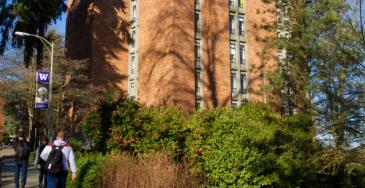 Padelford building exterior
